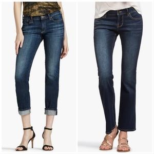 Lucky Brand blue jeans sweet N Low size 10/30